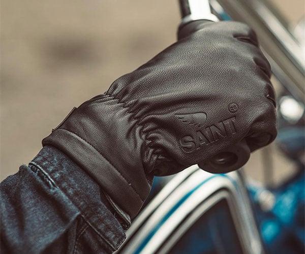Sa1nt Motowear Leather Gloves