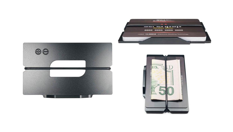 Screwpop Parallax Wallet
