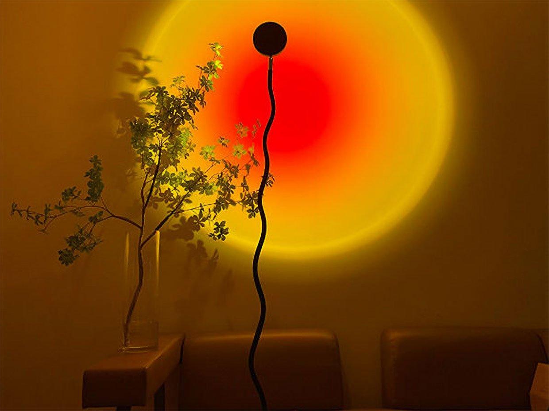 Shadow Lamp Color Projector