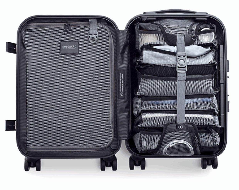 Carry-On Closet Suitcase