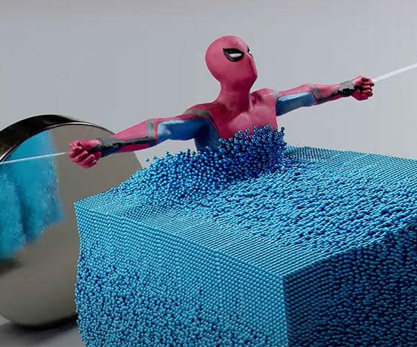 Spider-Man vs. Magnetic Balls