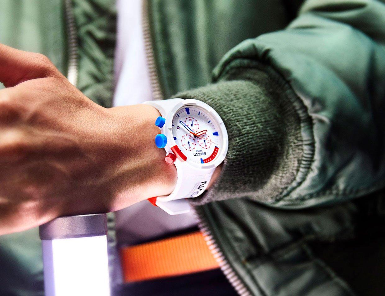 Swatch x NASA Big Bold Watches