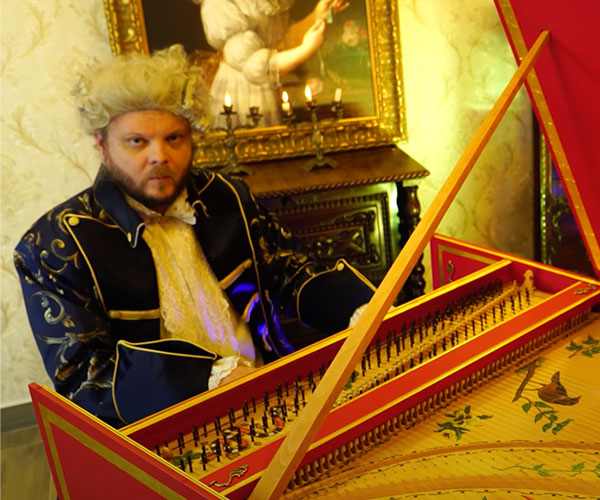 The Baroque Entertainer