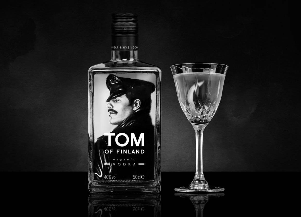 Tom of Finland Organic Vodka