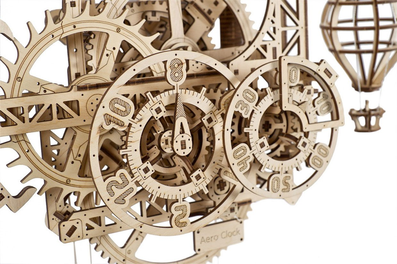Ugears Aero Clock