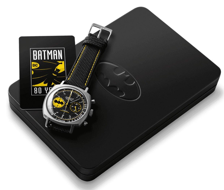 Undone x Batman Caped Crusader Watch