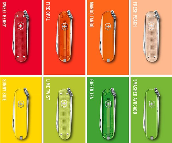 Victorinox Classic Colors Collection
