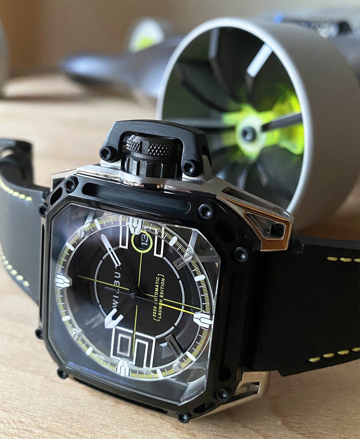 Wilbur Automatic Launch Edition Watches
