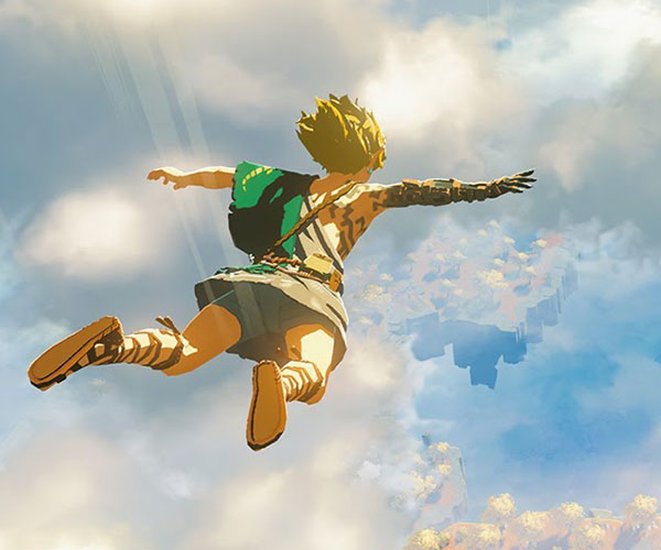 The Legend of Zelda: Breath of the Wild Sequel (Teaser)