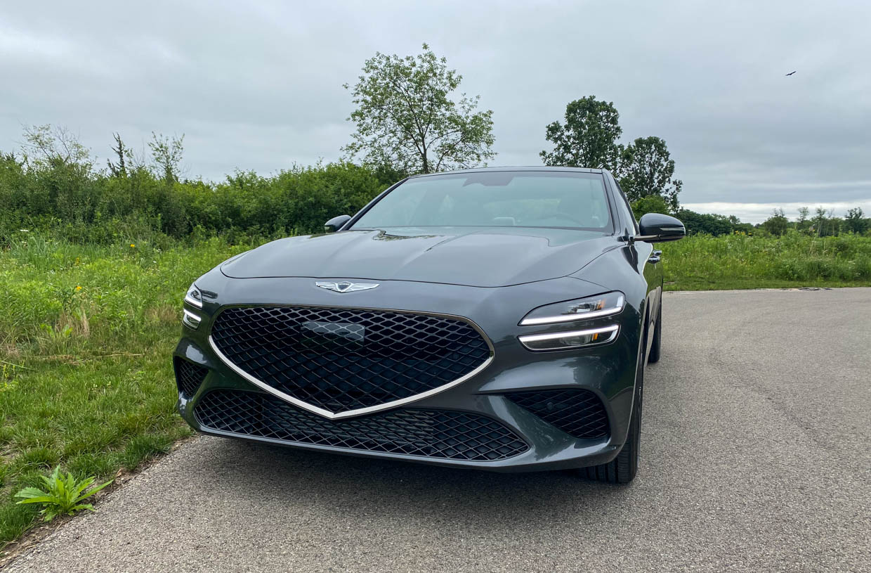 Driven: 2022 Genesis G70 3.3T AWD