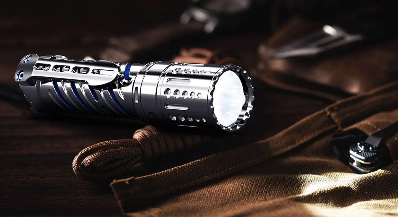 AceBeam E70-SS Flashlight