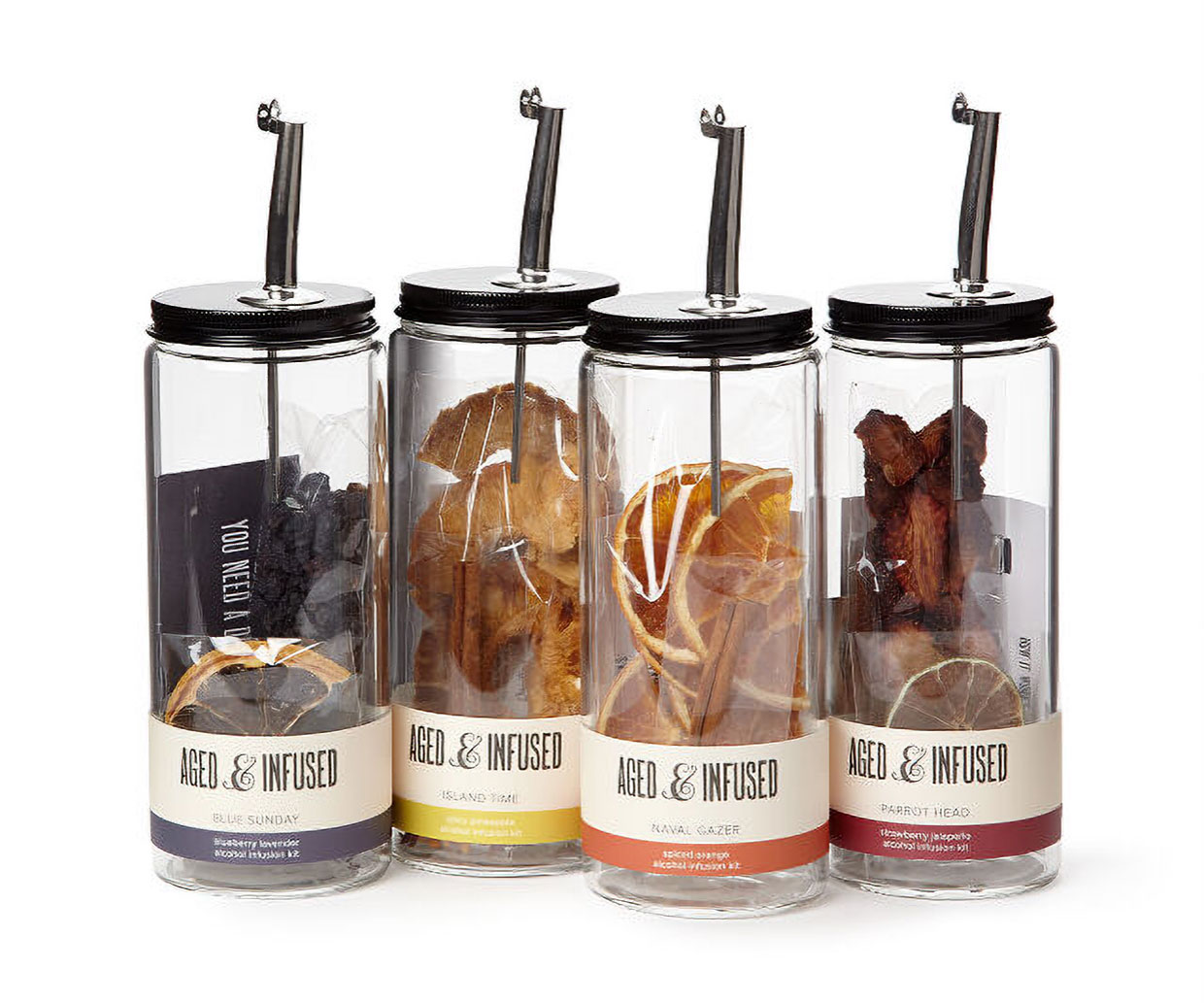 Aged & Infused Drink Infusion Kits