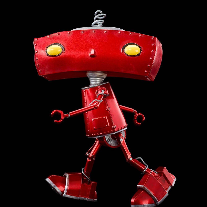 Mattel Creations Bad Robot Action Figure