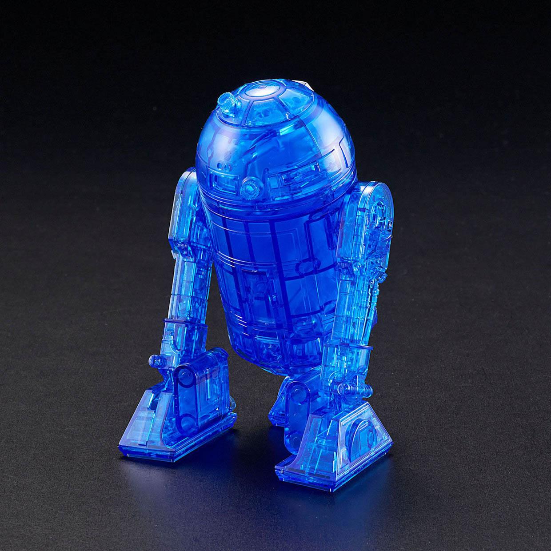 R2-D2 Hologram Edition Model