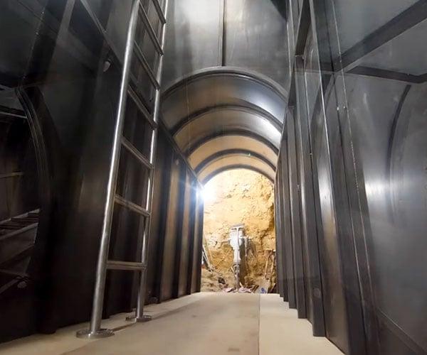 Colin Furze's Secret Tunnel