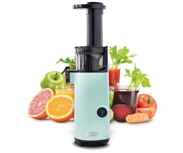 Dash Compact Cold-Press Power Juicer