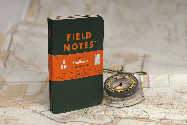 Field Notes Trailhead Edition