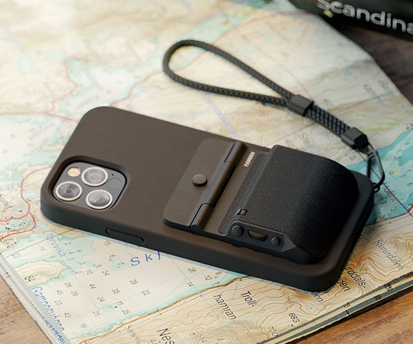 Fjorden iPhone Camera Controller