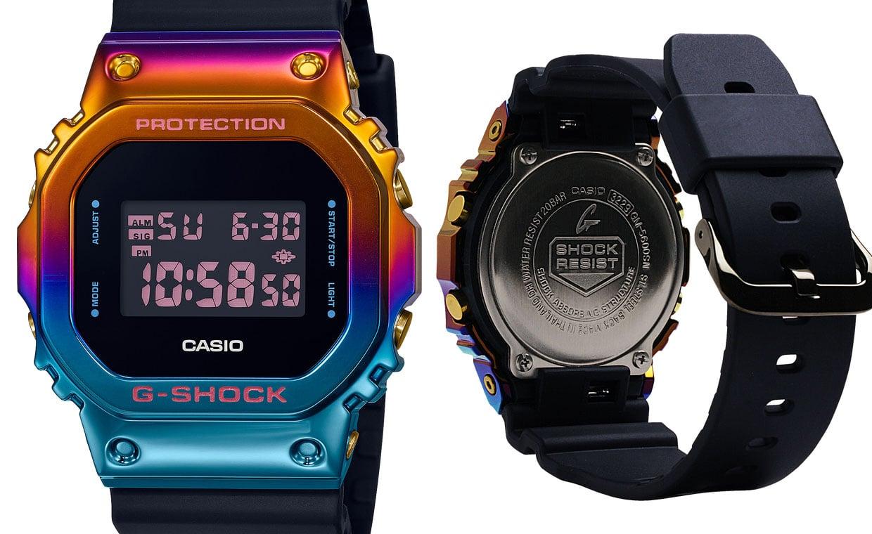 G-SHOCK GM5600SN-1 Rainbow
