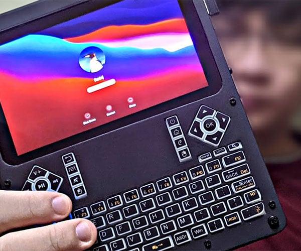 MacOS Handheld