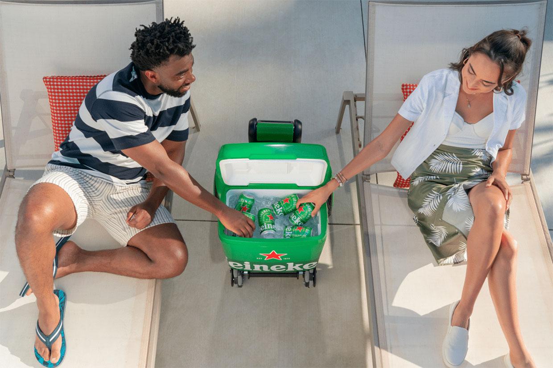 Heineken B.O.T. Robot