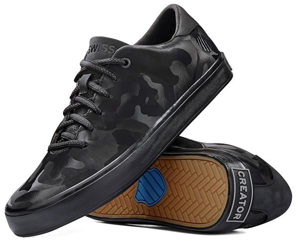 K-Swiss Court Pro Startup x Chase Jarvis Creator