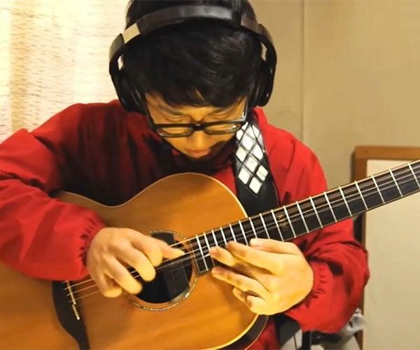 Kent Nishimura: Time