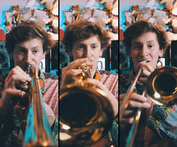 Killer Queen Brass Cover