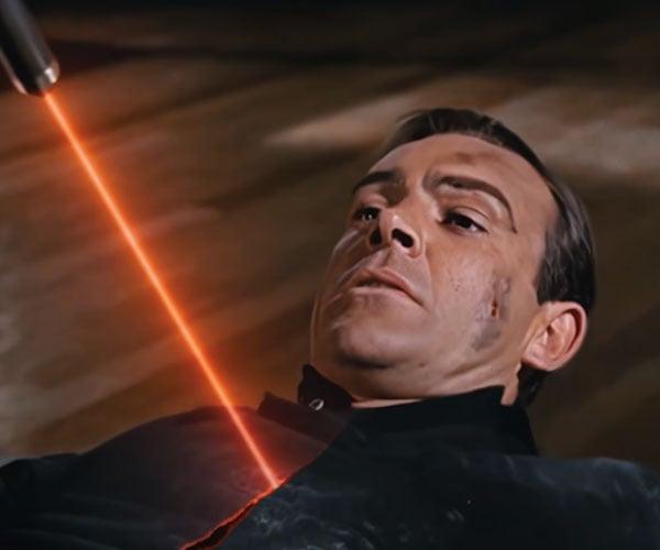 Killing James Bond