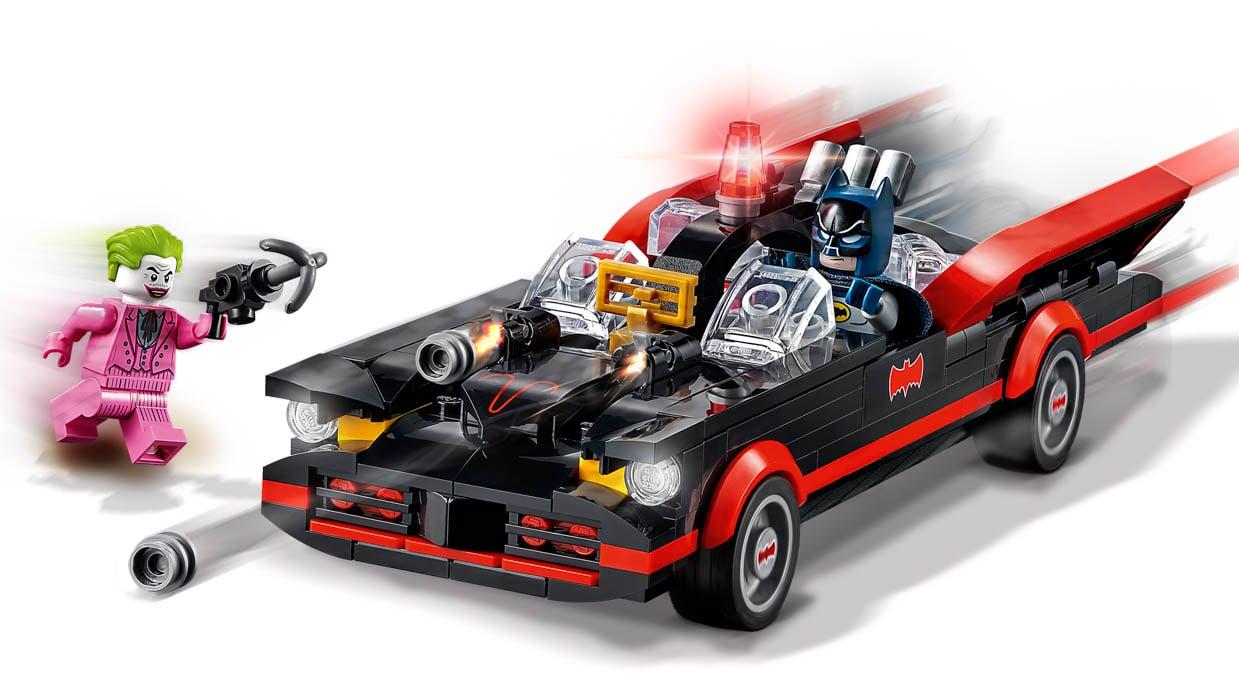 LEGO Batman Classic Batmobile