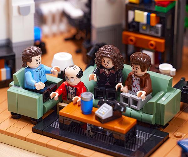 LEGO Ideas x Seinfeld