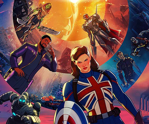 Marvel Studios' What If… ? (Trailer)