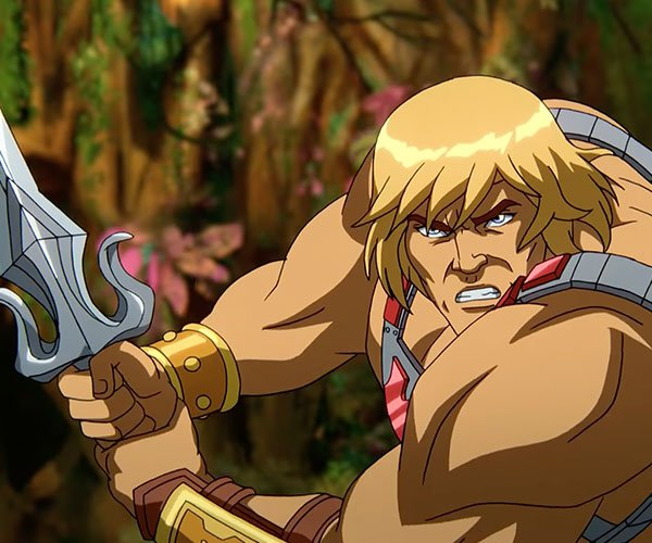 Masters of the Universe: Revelation (Trailer)
