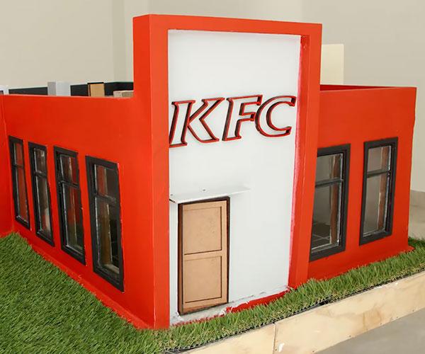 Building a Mini KFC