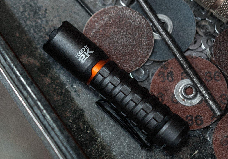 NEBO Torchy 2K Flashlight