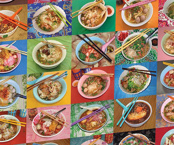 Noodles for Lunch Jigsaw Puzzle