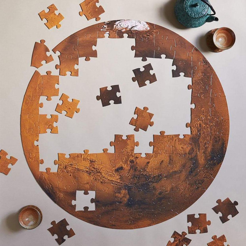 Jumbo Planet Puzzles