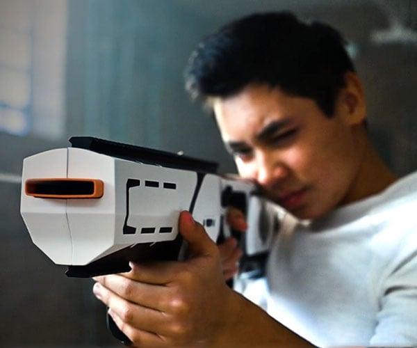 Shelby Destroyer Foam Disc Blaster