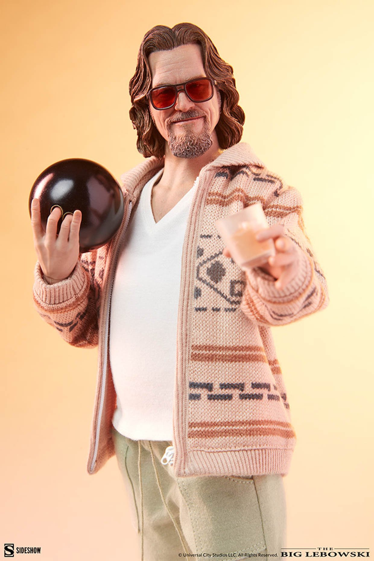The Dude Collectible Action Figure