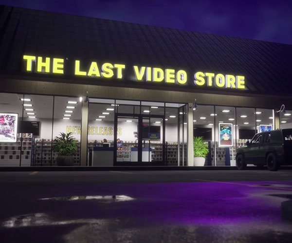 The Last Video Store VR Game