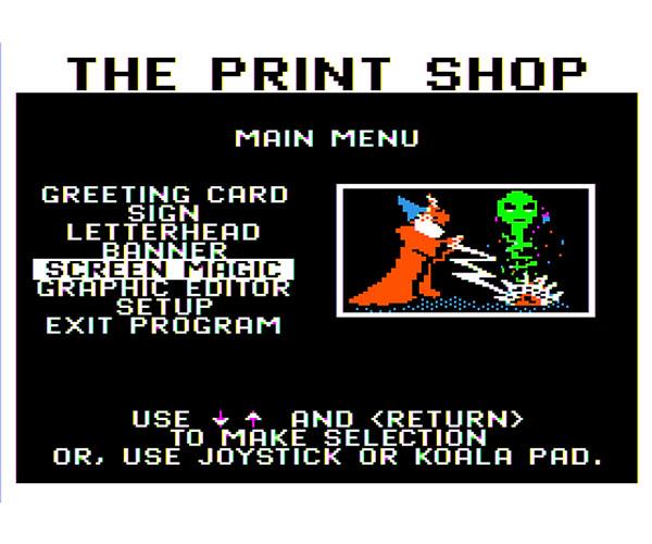 The Print Shop Online