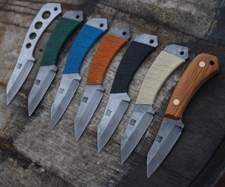 TILI Fixed-Blade Knife