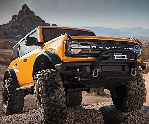 Traxxas 2021 Ford Bronco