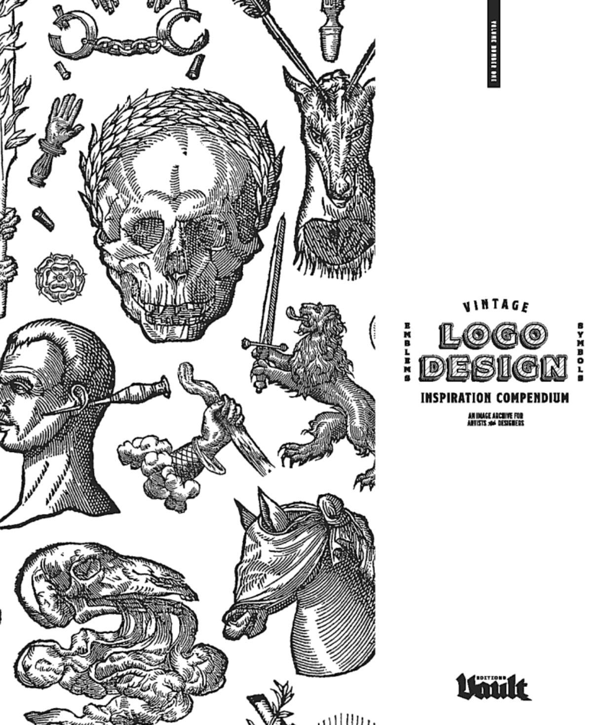 Vintage Logo Design Inspiration Compendium