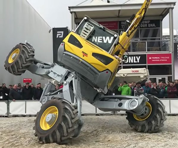 Flexible Excavator