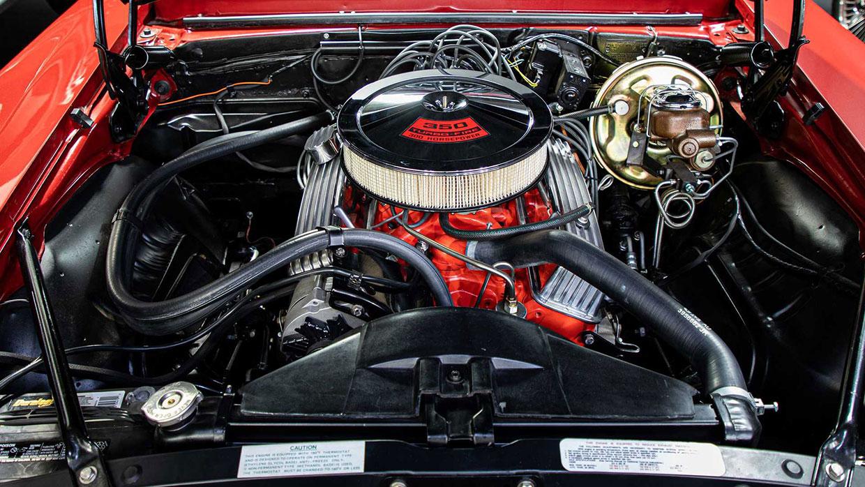 Win a 1969 Camaro Super Sport