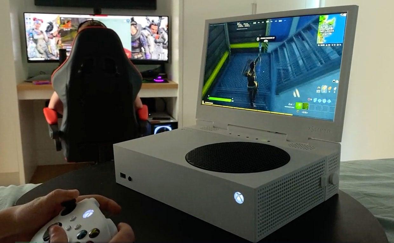 xScreen for Xbox Series S