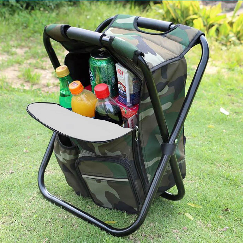 Zology Camping Chair Cooler