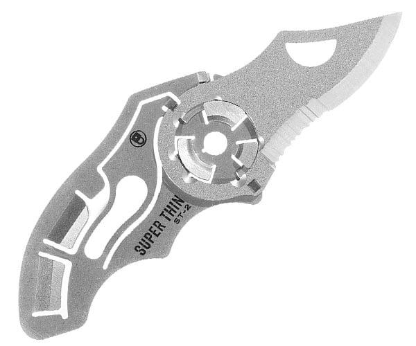 Zootility ST-2 Folding Knife
