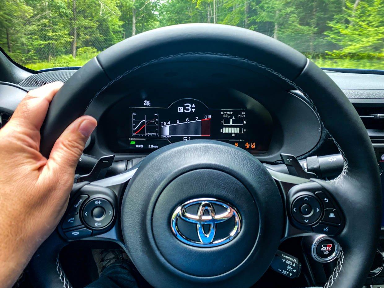 Driven: 2022 Toyota GR 86